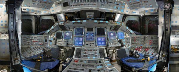 درون فضاپیما