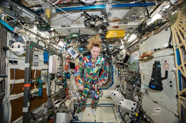 داخل فضاپیما