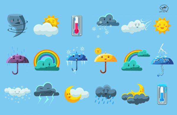 دقیق ترین سایت هواشناسی دنیا