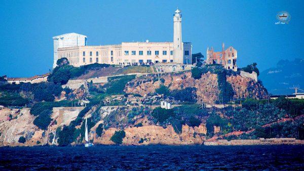 زندان آلکاتراز کجاست
