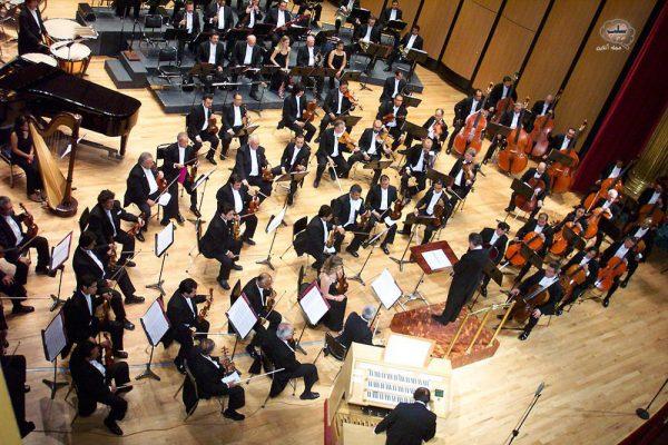 ارکستر سمفونیک چیست