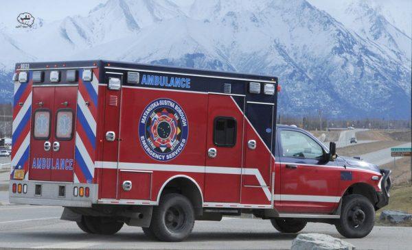 آمبولانس های امریکا