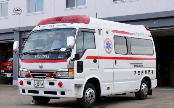 بهترین آمبولانس جهان