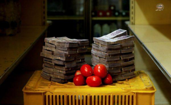 قیمت اجناس در ونزوئلا