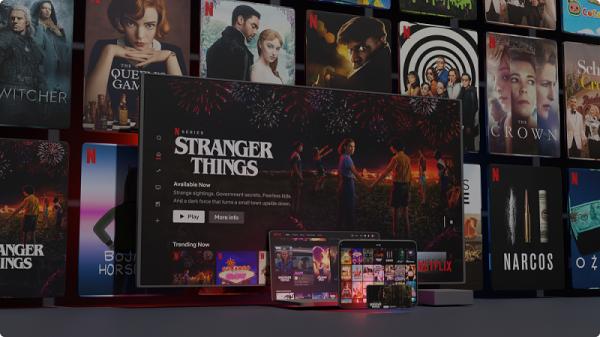 شبکه نتفلیکس (Netflix) چیست